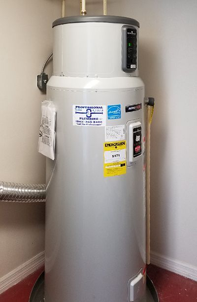 Featured Product: AeroTherm® Water Heaters