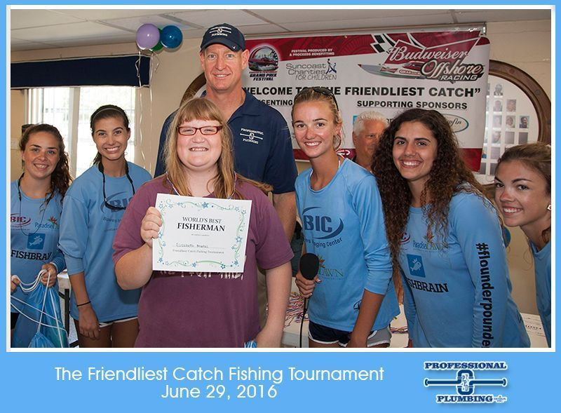 Friendliest Catch 2016